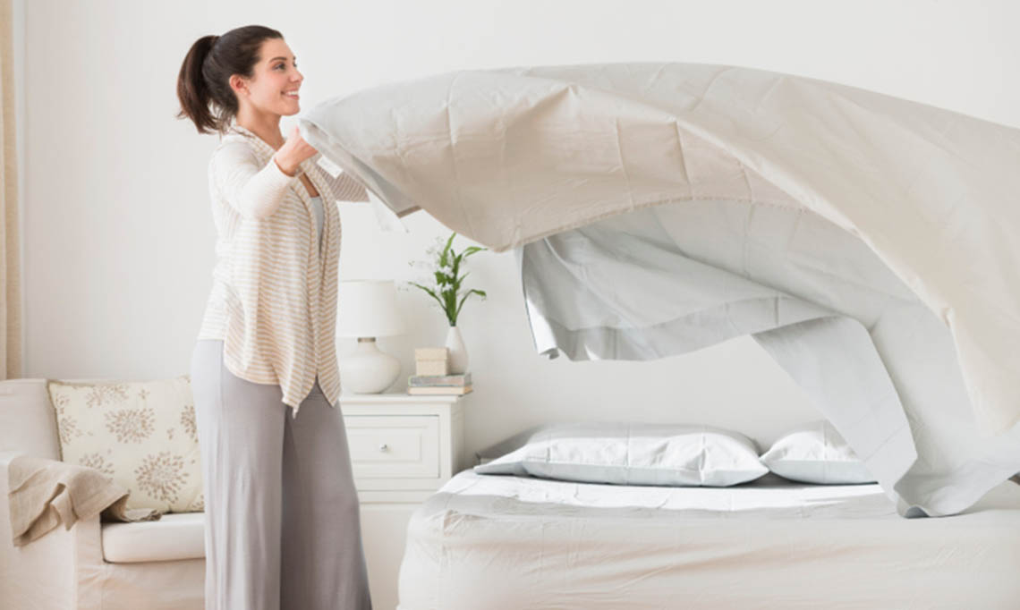 How to care your linens