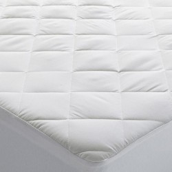 MATTRESS PROTECTOR MICROFIBER WITH FLAP