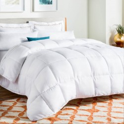 DUVET MULTI-STITCHING COTTON 160TC