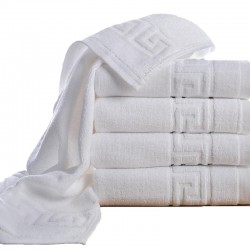 """""""Maiandros"""" Bath Towel 500GSM Combed Threads"""
